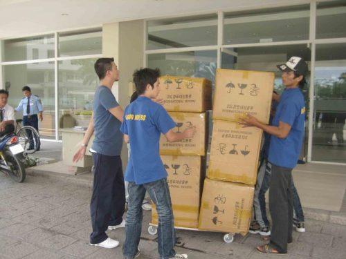 Kiến Vàng - Dịch vụ Chuyển văn phòng trọn gói số 1 Hà Nội