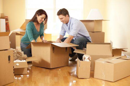 Các bước cần thiết khi chuyển nhà