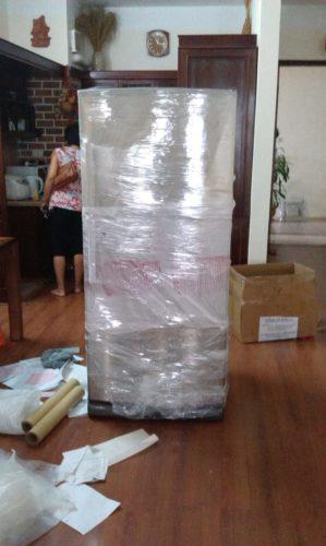Bọc lót đóng gói chuyển nhà