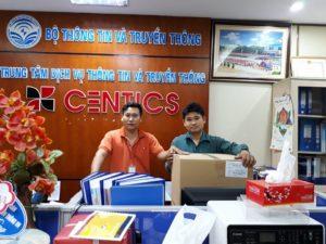Chuyển văn phòng trọn gói bộ Thông tin và truyền thông