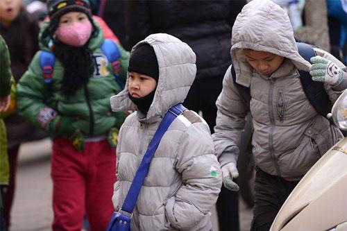 Chuyển nhà Hà Nội mùa lạnh