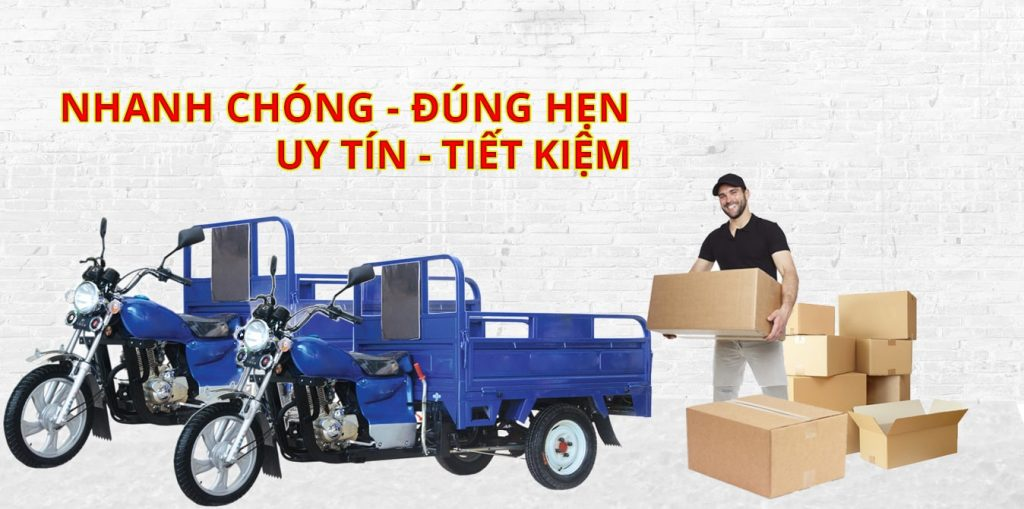 Dịch vụ chuyển đồ bằng xe ba gác tại Kiến Vàng