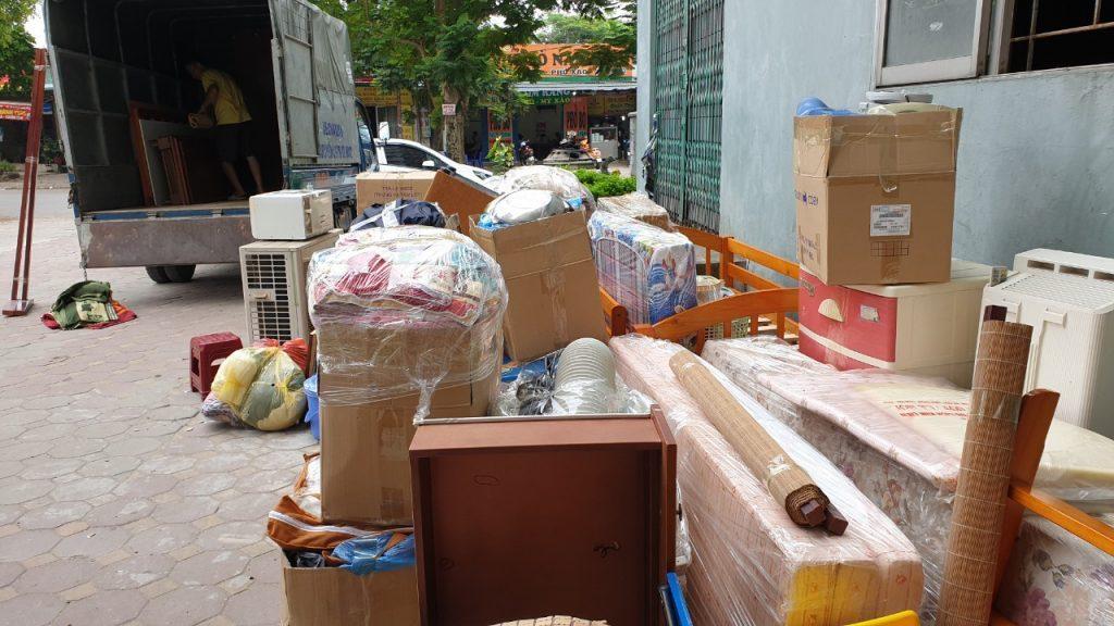 Dịch vụ chuyển nhà trọn gói tại hà nội của công ty nào tốt